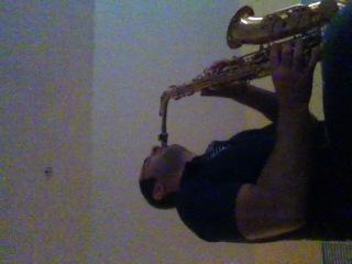 George Benson Saxophone